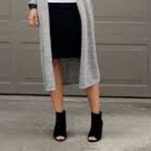 Shoes - Open toe booties- 2 for $50